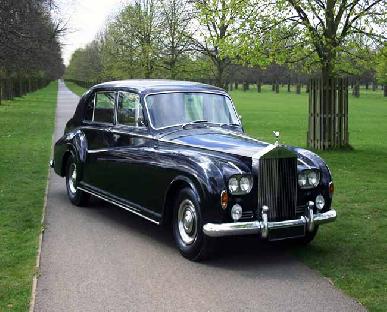 1963 Rolls Royce Phantom