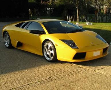 Lamborghini Murcielago Hire